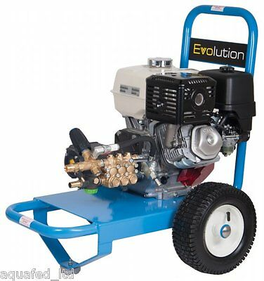 Evolution 1 Honda gx390 Petrol Pressure Washer 200 Bar - 2900 psi 16 Lpm