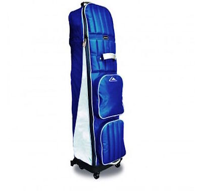 Longridge Foldable 4 Wheel Golf Bag Travel Cover