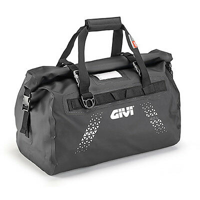 GIVI WP400 / TW01 Soft Luggage Waterproof Universal Tail Bag 40L