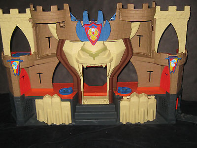 Fisher Price Imaginext Lions Den Castle With Lights & Sound