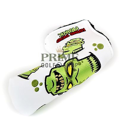 Zombie Frank Putter Cover Headcover For Scotty Cameron Taylormade Odyssey