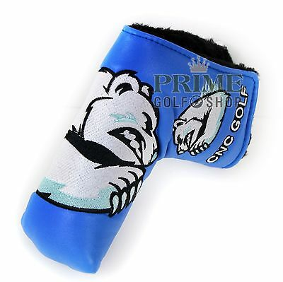 Beat Mode Putter Cover Headcover For Scotty Cameron Taylormade Odyssey