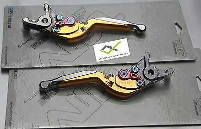 Sym Maxsym (400/600) Dimotiv Cnc 3-Way-Adjustable Brake Levers (Left + Right)