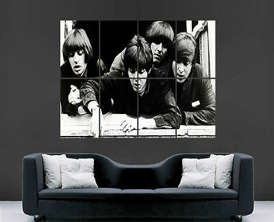 The Beatles Poster Music Band Legends  Print  Large Giant Wall Art