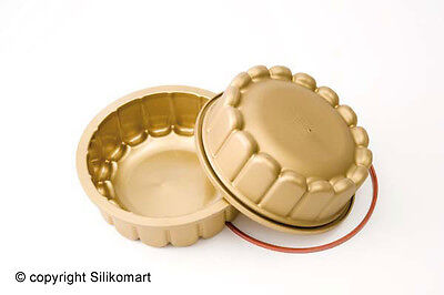 Charlotte Baking and Dessert Silicone Mould by Silikomart