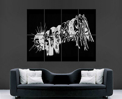Slipknot Band Poster Heavy Metal Music Picture Wall Art