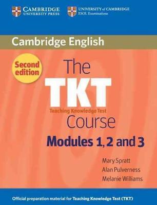 The Tkt Course Modules 1, 2 And 3 - New Paperback Book