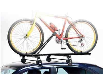 New Eu Made Universal Car Roof Bicycle Bike Carrier Upright Mounted Cycle Rack
