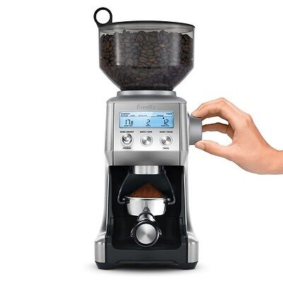 NEW Breville BCG820BSS The Breville Smart Grinder Pro S/Steel