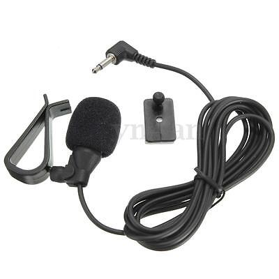 CS-Y0003 External 3.5 mm Microphone For PC Car DVD GPS Player Stereo HeadUnit