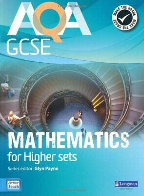 AQA GCSE Mathematics for Higher sets Student Boo... by Crawshaw, Janet Paperback