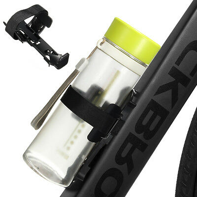 Adjustable Mountain Bike Bicycle Cycle Drink Water Bottle Holder Cage Bracket UK
