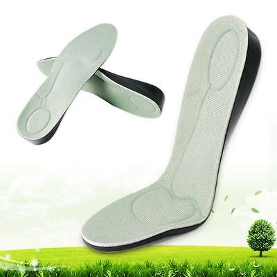 New Invisible Breathable Increase Height Insole Taller Lift Whole Shoe Pad