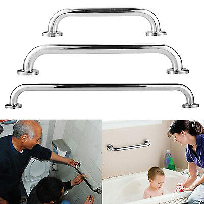 Grab Bar Stainless Steel | Bathroom Mobility Support Handle Rail Disability Aid