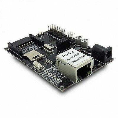 IBoard - Arduino with Ethernet built-in