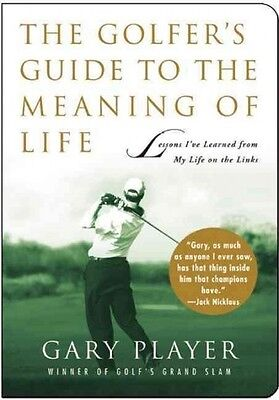 Golfer's Guide To The Meaning Of Life - New Paperback Book