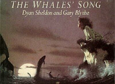 The Whales' Song by Sheldon, Dyan Hardback Book The Cheap Fast Free Post