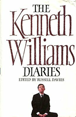 The Kenneth Williams Diaries Hardback Book The Cheap Fast Free Post