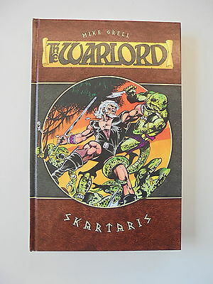 The Warlord - Bd. 1: Skartaris - Mike Grell (Cross Cult) Top Zustand