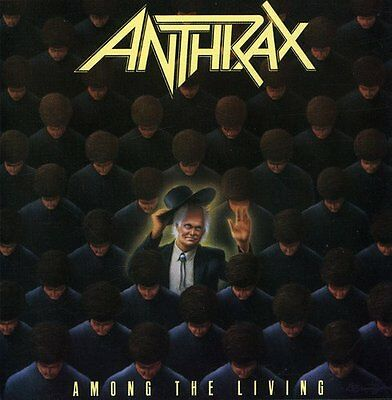 Anthrax - Among the Living [New CD]