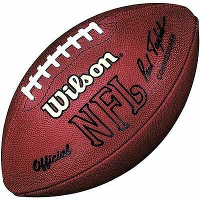 Wilson Official NFL Game Football 1993-2005- Paul Tagliabue Signature