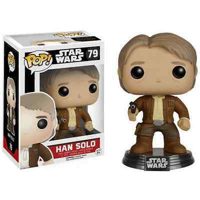 Figurine POP Star Wars EP7 Han Solo Licence Officielle