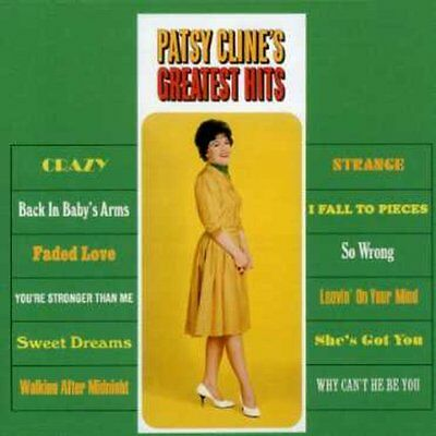 Patsy Cline - Greatest Hits [New CD] Rmst