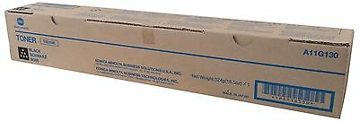 A11G130 Genuine Konica Minolta Bizhub C360 Toner Cartridge Tn319K