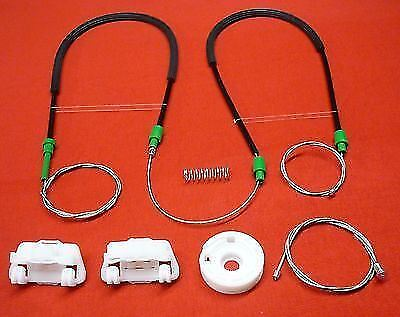 Jaguar S type window regulator repair kit / front left