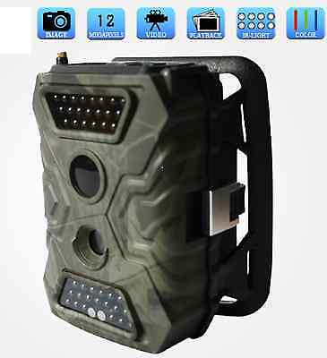 Wild & Hunting camera/Outdoor HD Video & Photo trap/Motion Sensor & Nightvision