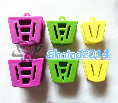 6pcs DENTAL Silicone Mouth Prop 3 Sizes(Large,Medium,Small)