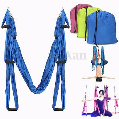 Decompression Inversion Anti-Gravity Aerial Traction Yoga Gym Swing Sling Hammok