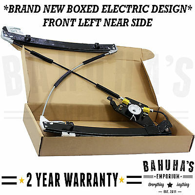 Brand New Boxed Front Left Side Window Regulator For Ford Mondeo Mk3 2000-2007