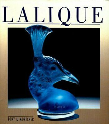 Lalique: Jewellery and Glassware. Tony L. Mortimer by Mortimer, Tony L Book The