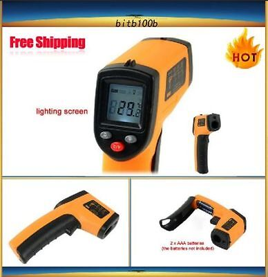 Nice Non-Contact LCD IR Laser Infrared Digital Temperature Thermometer Gun PY