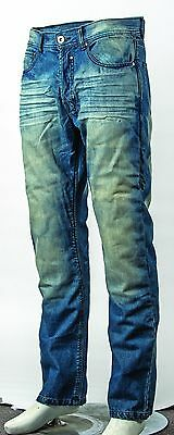 AGV Sport Alloy Jeans - Faded Wash