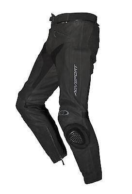 AGV Sport Willow Leather Pant - Perforated Black
