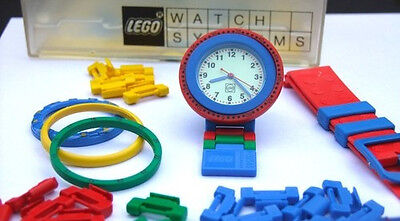 LEGO Time Cruiser Watch 9902  Vintage 1999 NEW