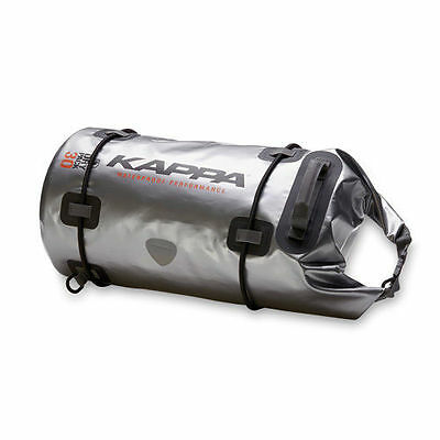 Kappa WA401S Dry Pack 30ltr 100% waterproof Motorcycle Touring Roll Bag 1  of 1FREE Shipping ... ca934a4af2f79