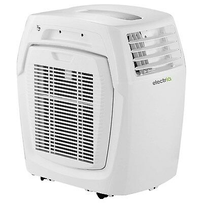15,000BTU Portable Air Conditioner Mobile Air Conditioning Unit with Heat Pump