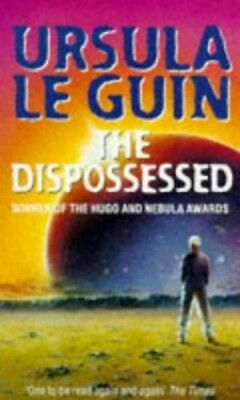 The Dispossessed (Panther science fiction), Guin, Ursula le Paperback Book