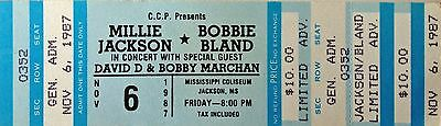 Bobby Bule Bland Unused Concert from 1987