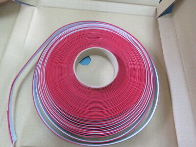 3M 24Awg 6 cond ribbon cable   8125/06 100 (1 box per lot 100 ft)