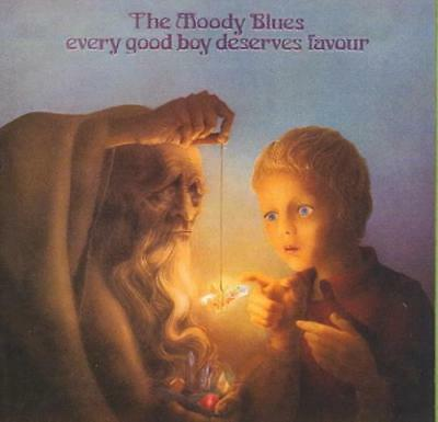 The Moody Blues - Every Good Boy Deserves Favour [Bonus Tracks] New Cd