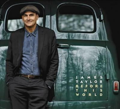 James Taylor (Vocals) - Before This World [Digipak] New Cd