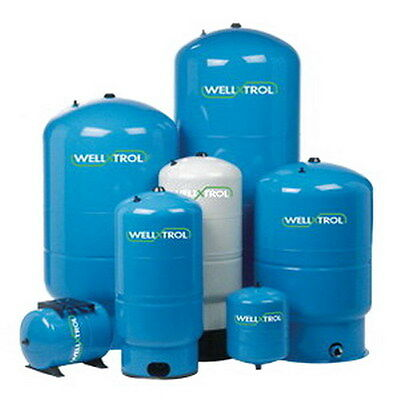 Amtrol Well-X-Trol WX-252 Standing Well Expansion Tank (22x62 Inch, 86 Gallon)
