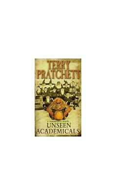 Unseen Academicals by Pratchett, Terry Paperback Book The Cheap Fast Free Post