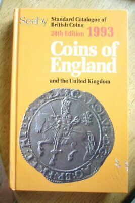Standard Catalogue of British Coins: Coins of England and the United... Hardback