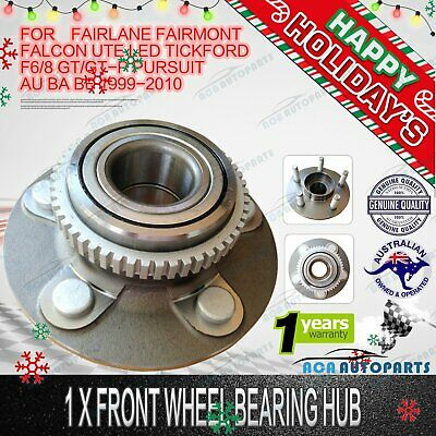 Ford Falcon AU BA BF Territory Front Wheel Bearing & Hub Assembly XR6 XR8