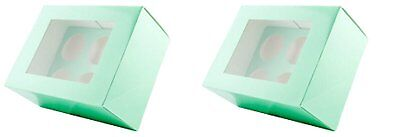 2 x Bakers Toolkit TURQUOISE GREEN 4